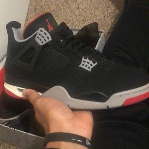 Bred 4 and Gym Red 11 100%AUTHENTIC